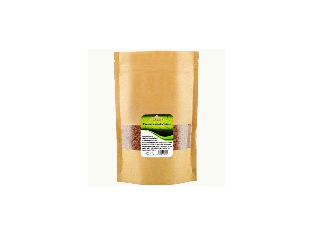 Lanove semienka hnede 500g doypack