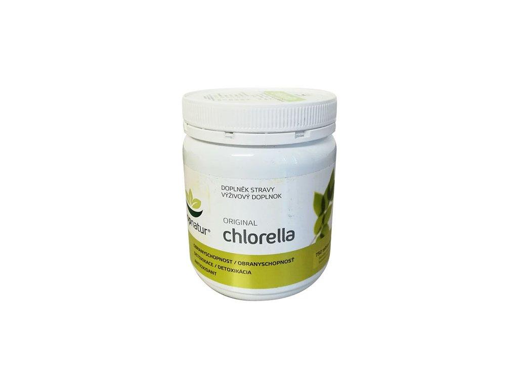 Chlorella 750tbl