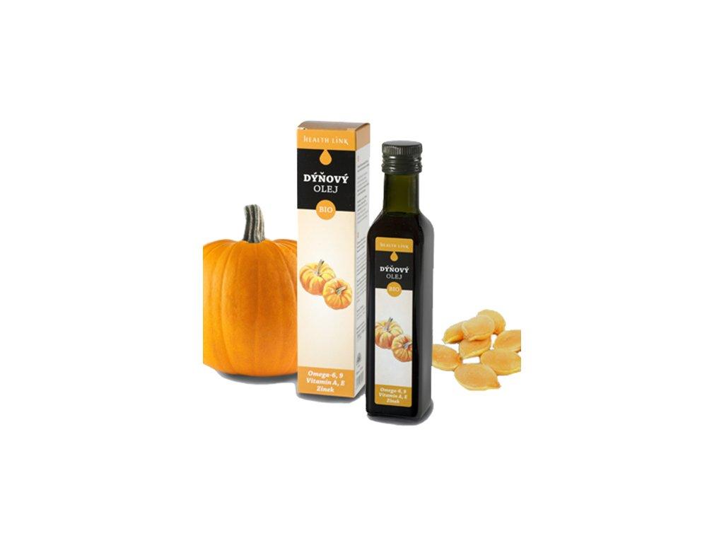 Tekvicový olej bio 250ml
