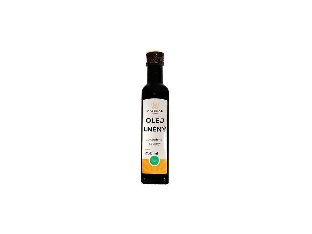 Lanovy olej 250ml