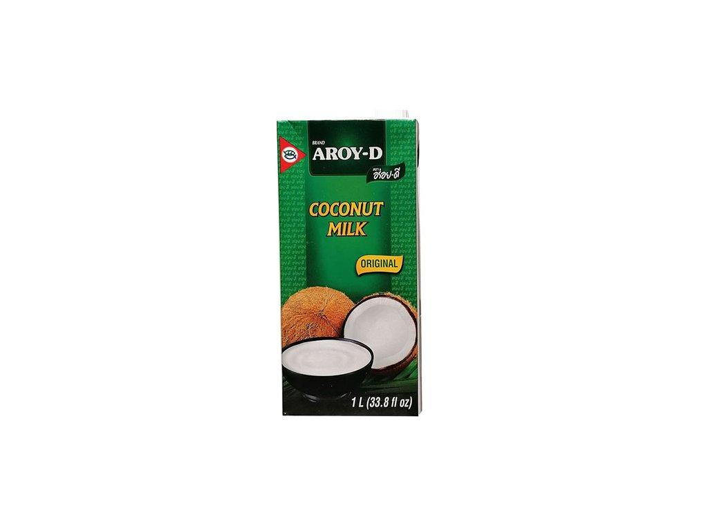 Kokosove mlieko 1l aroyd