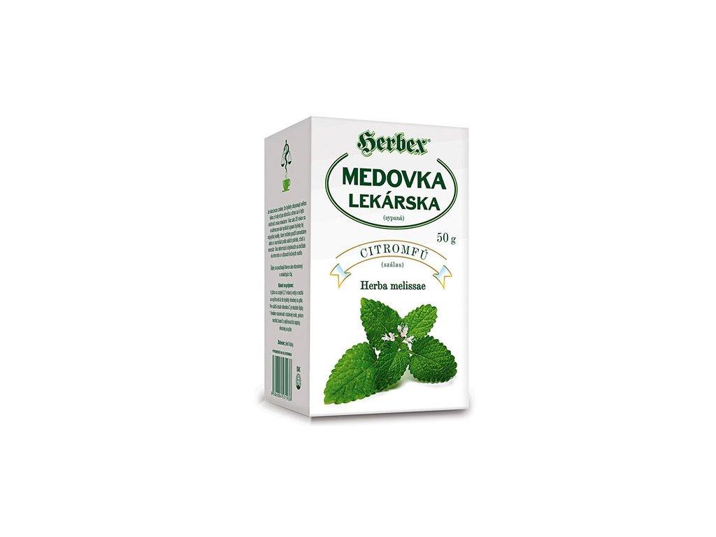 caj Medovka lekarska herbex