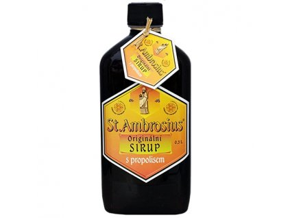 Sirup s propolisom 500ml