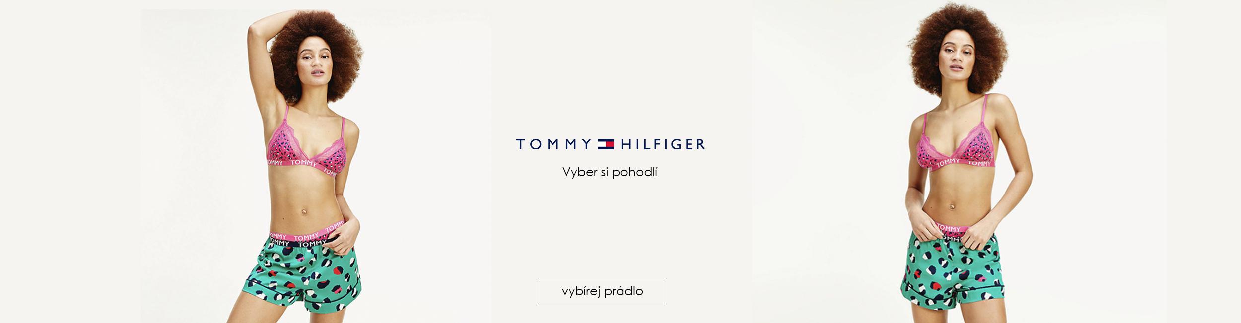 Spodni pradlo Tommy Hilfiger