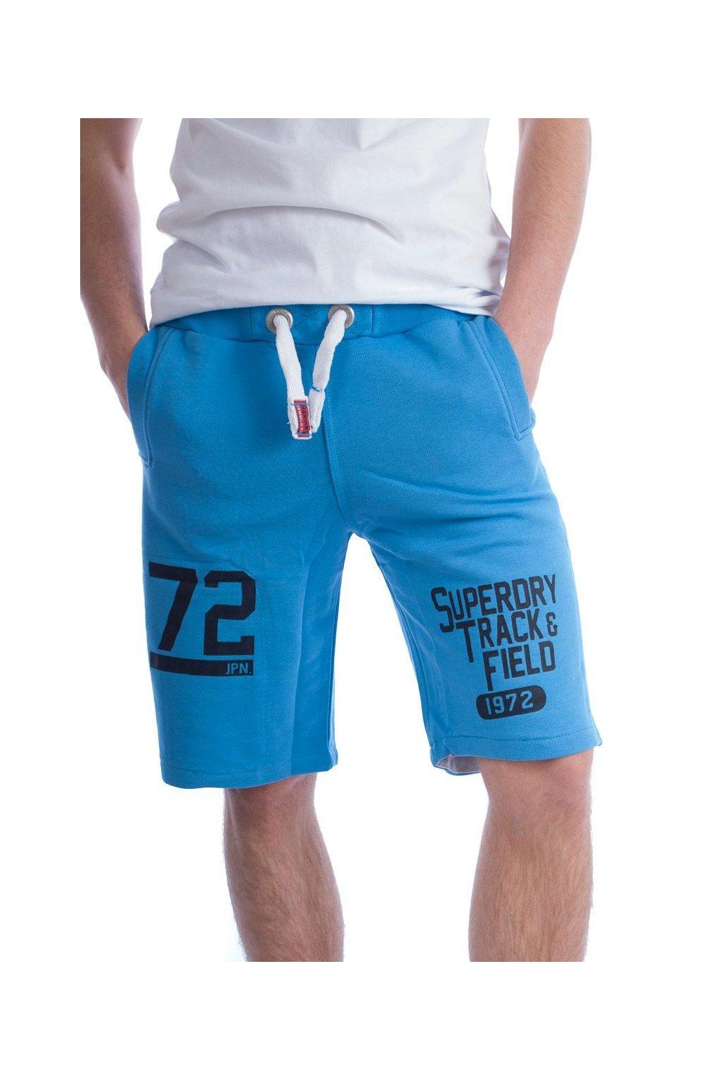 superdry shorts blue