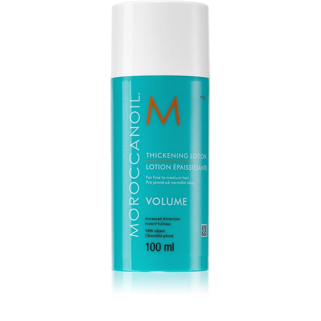 moroccanoil volume stylingove mleko pro jemne az normalni vlasy