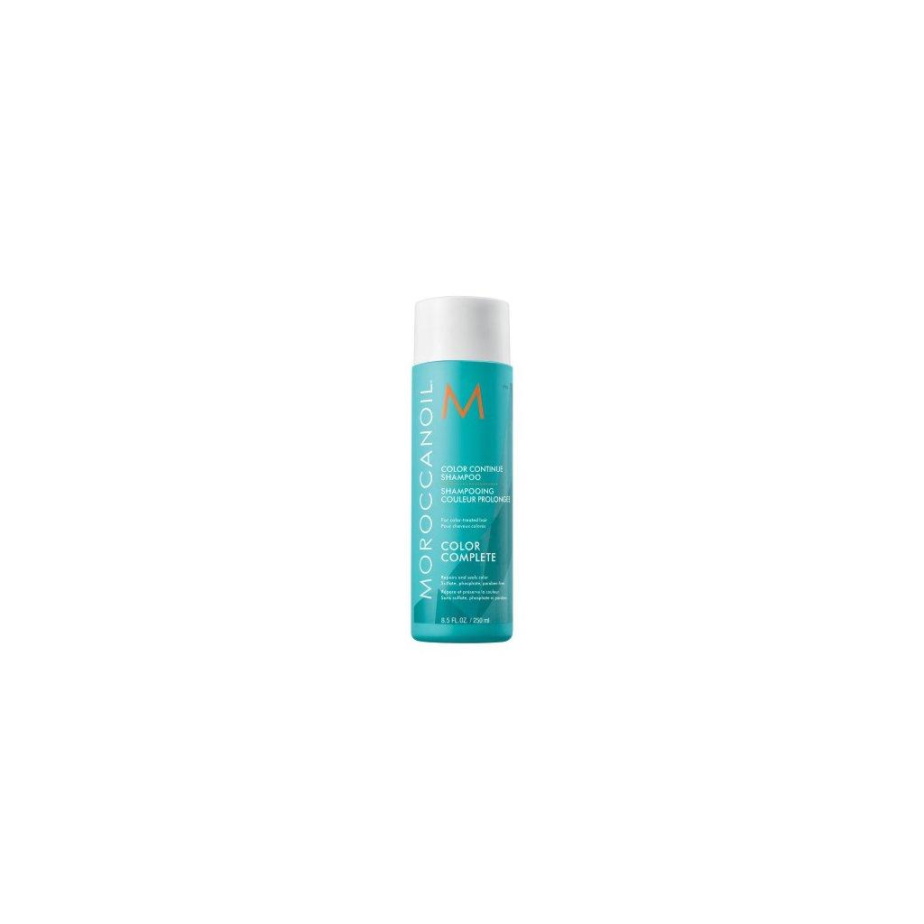 moroccanoil color continue shampoo 250 ml 2