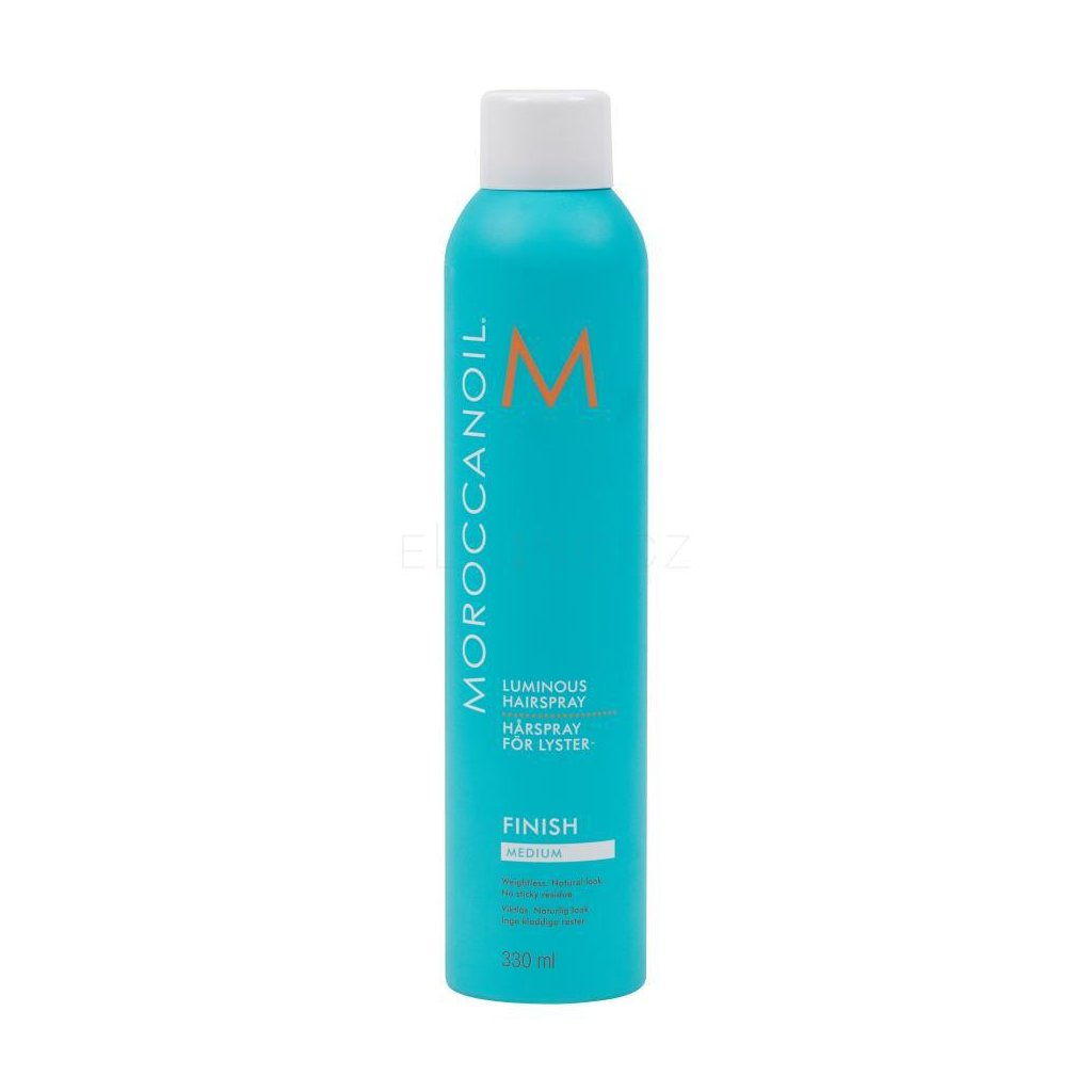 moroccanoil finish lak na vlasy pro zeny 330 ml 312182
