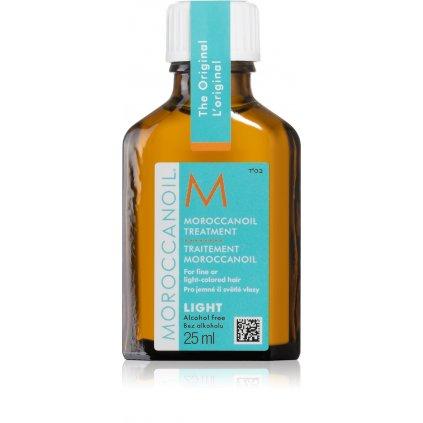 moroccanoil treatment olej pro jemne barvene vlasy 26
