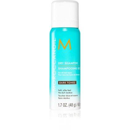 moroccanoil dry suchy sampon pro tmave vlasy