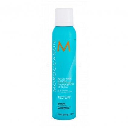 moroccanoil texture beach wave mousse pro podporu vln pro zeny 175 ml 327553