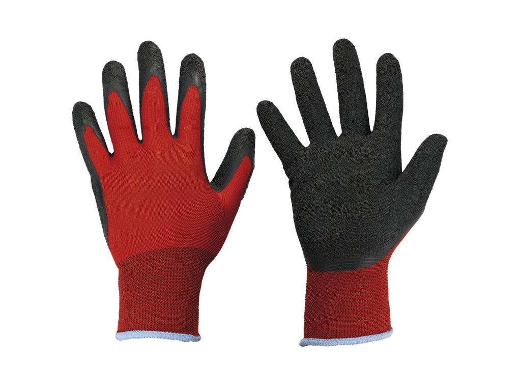 Mikrojemné latexové rukavice Blackgrip