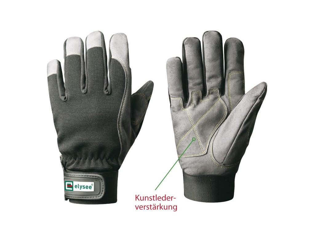 Pracovní rukavice pro mechaniky Rigger