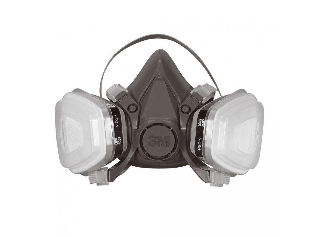 3m full face respirators masks 6311pa1 a 64 1000
