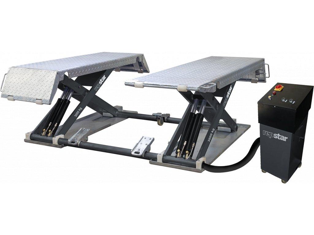 Nůžkový zvedák Flex-Lift 30Z