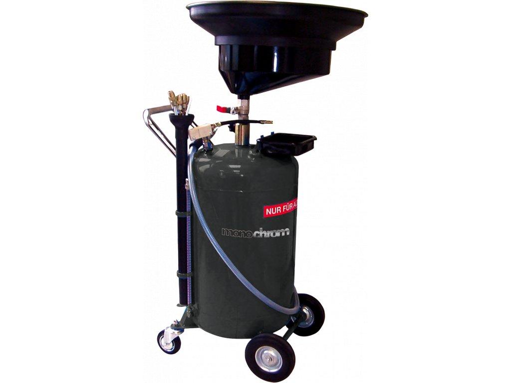 Mobilní sběrná a odsávací nádoba použitého oleje A0S 1005/3
