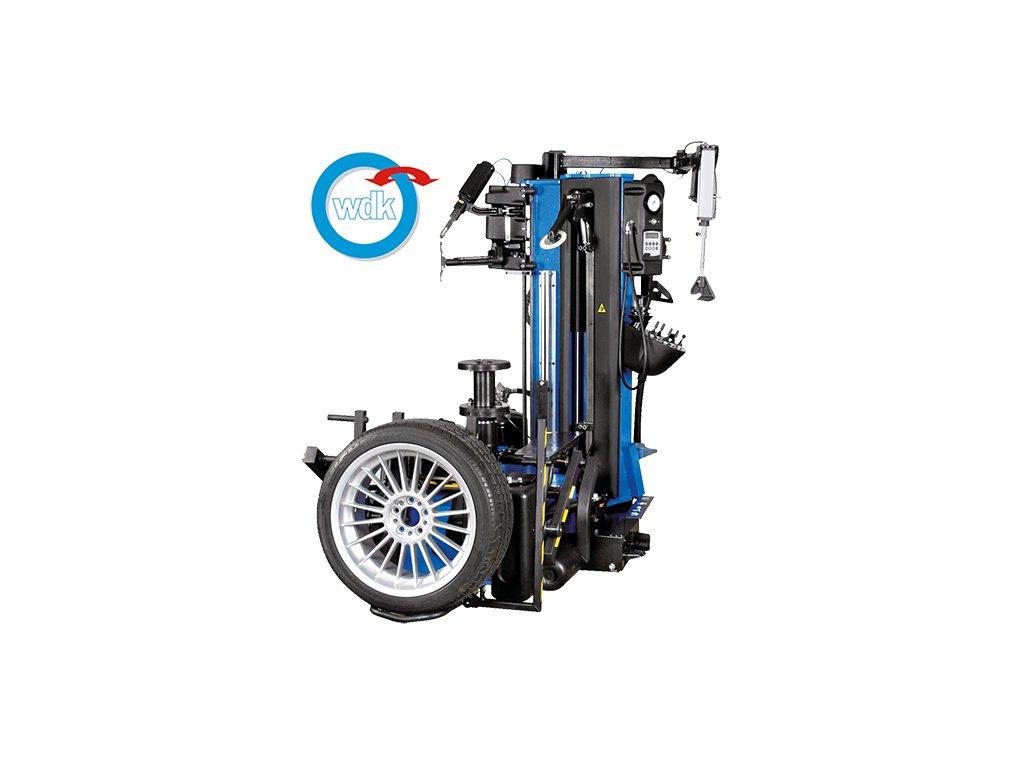 Automatická montovačka pneumatik Monty quadriga 1