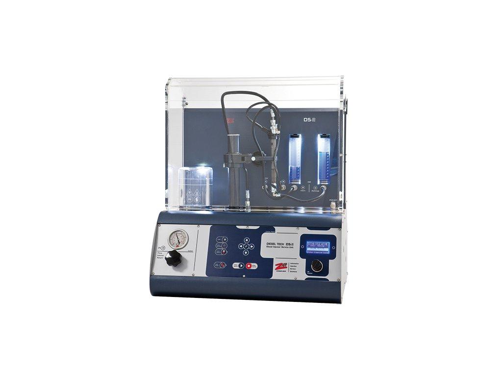Zařízení pro testování a čištění vstřikovačů DS2