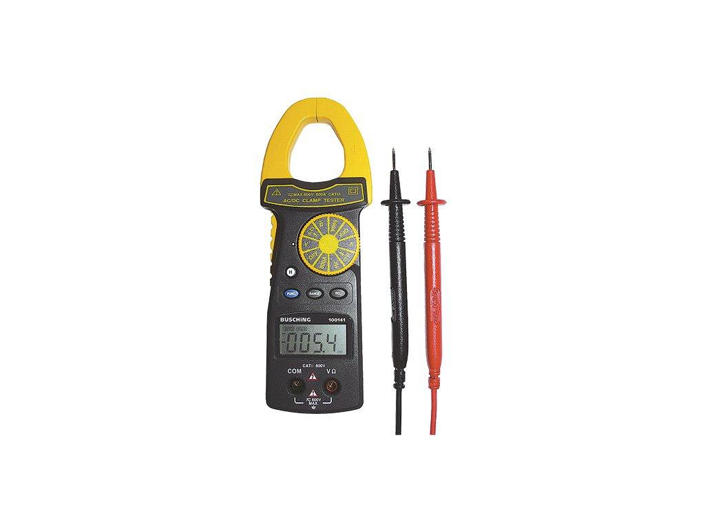 Digitální klešťový ampérmetr 600 A