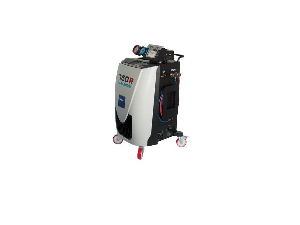 Plnička klimatizací Konfort 760R pro R134a