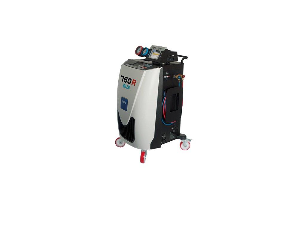 Plnička klimatizací Konfort 760R BUS pro R1234yf