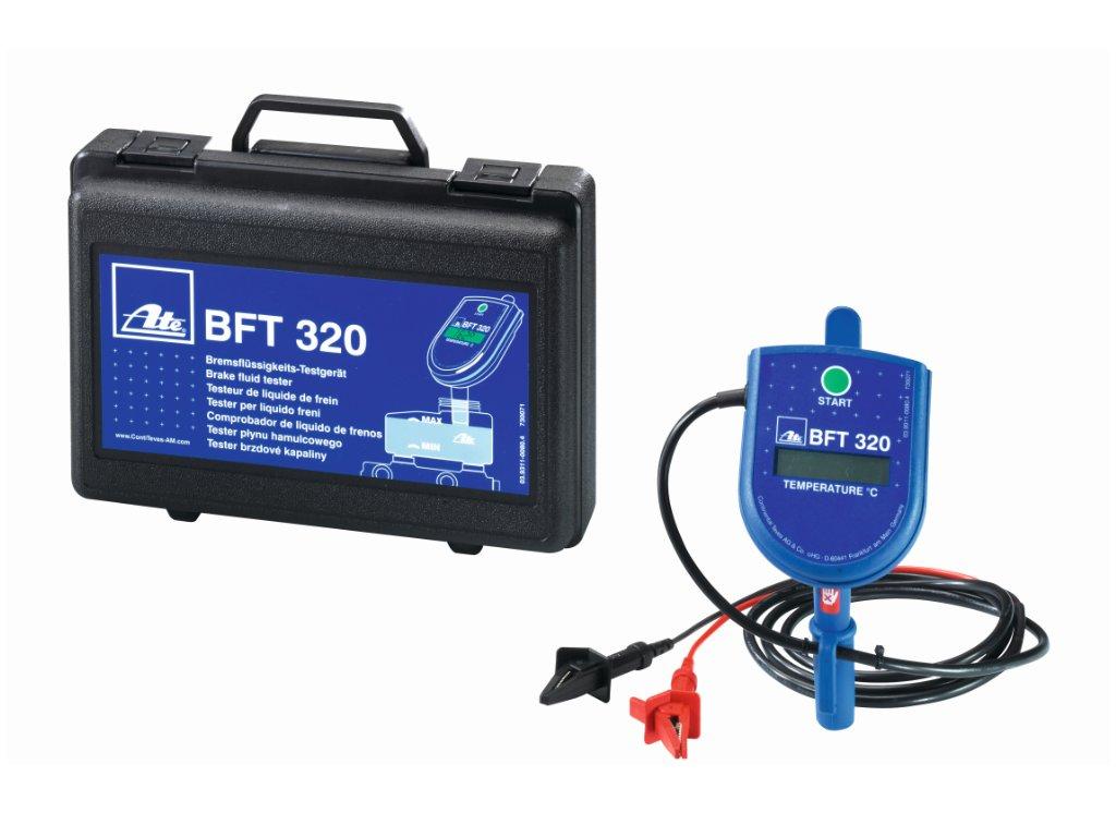 Profesionální tester brzdové kapaliny BFT 320