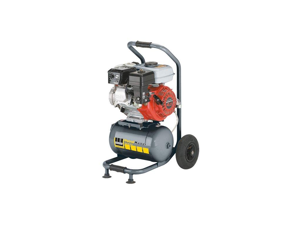 Mobilní kompresor PetrolMaster PEM 240-10-10 B