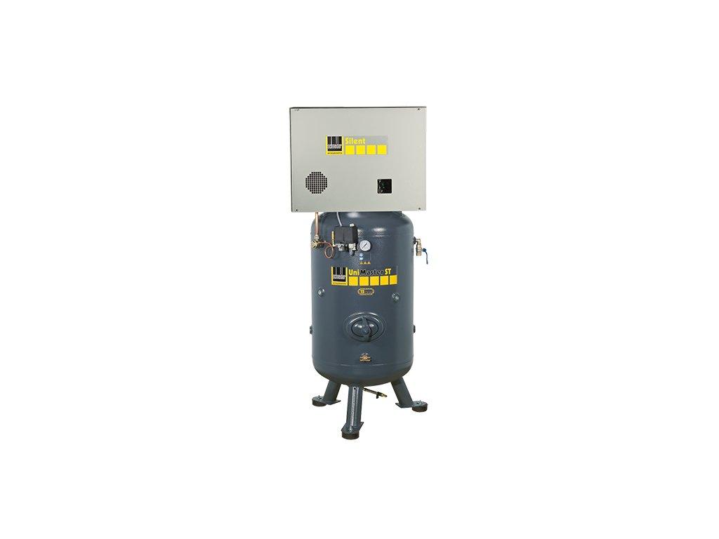 Stacionární kompresor UniMaster STS Silent 660-10-270 XS