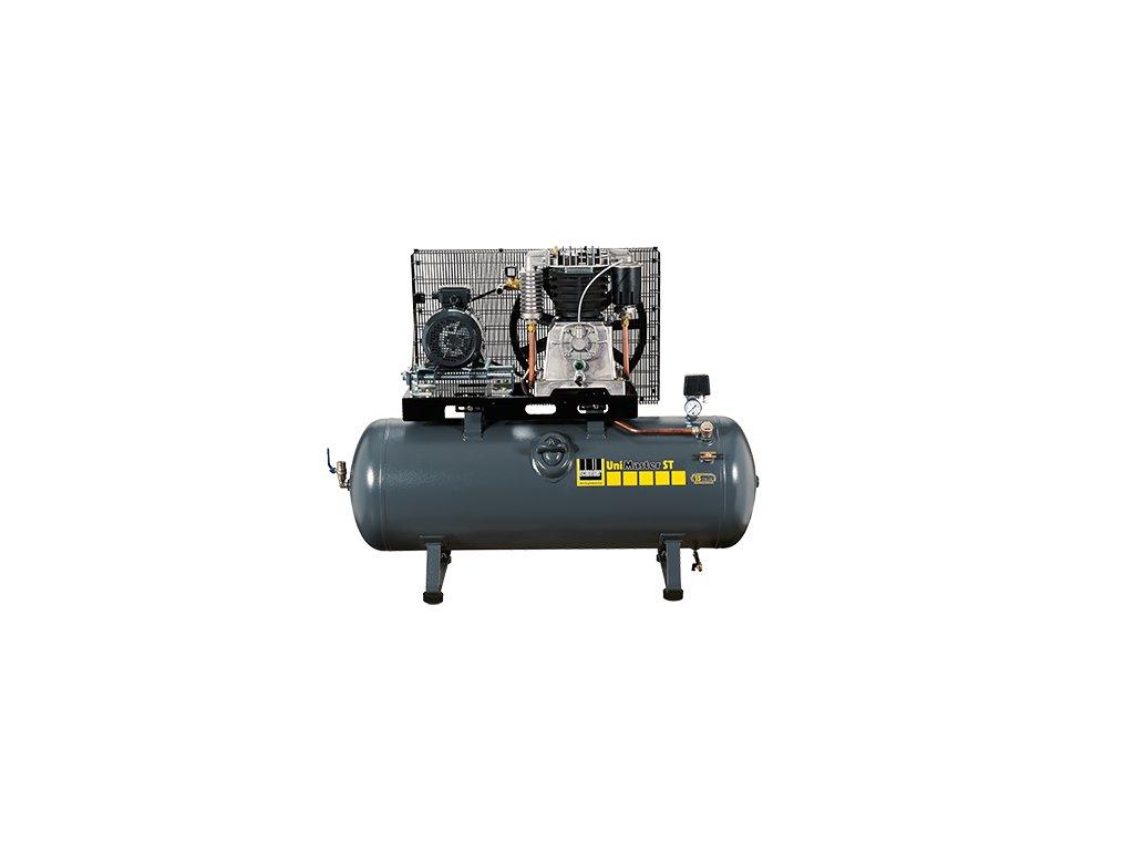 Stacionární kompresory UniMaster ležatý UNM STL 1000-10-270