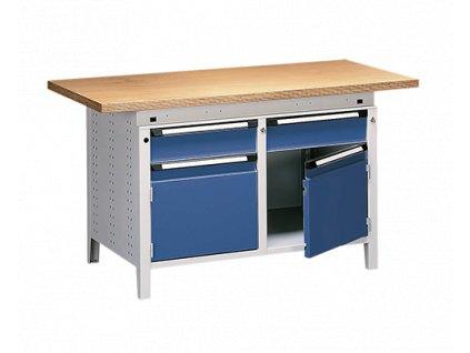 Dílenský stůl typ 214 B