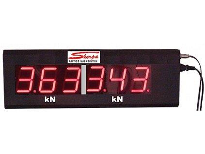 Desková zkušebna brzd – Typ PPS 101 Eco D 200