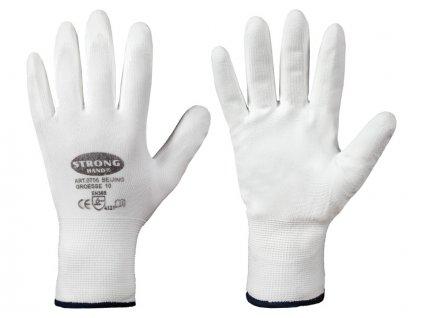 Mikrojemné rukavice Standard Beijing potažené PU