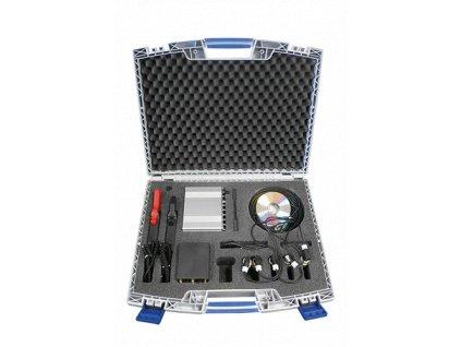 Osmikanálový osciloskop Texvik MS