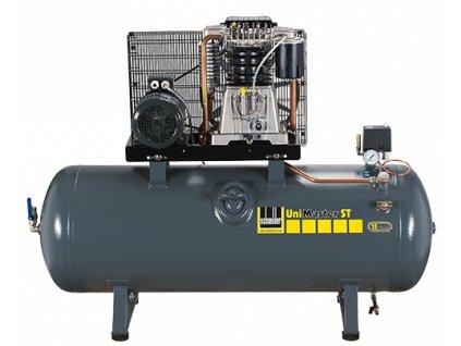 Stacionární kompresory UniMaster ležatý UNM STL 660-10-270