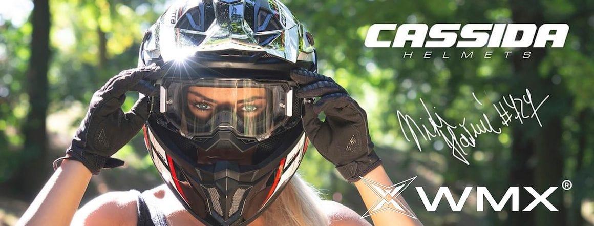 WMX Cassida helmy