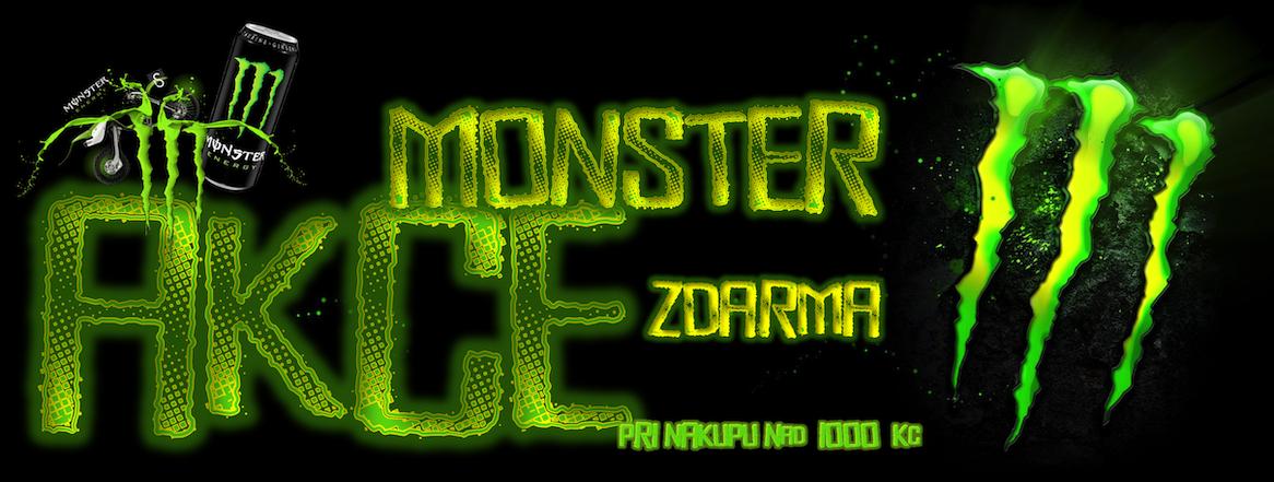 Monster akce