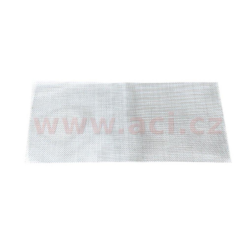 opravná mřížka pro opravu plastů (nerez, 25x12,5 cm) 2 ks