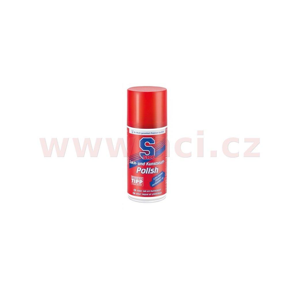 S100 leštěnka na lak a plasty - Lack und Kunststoff Polish 220 ml