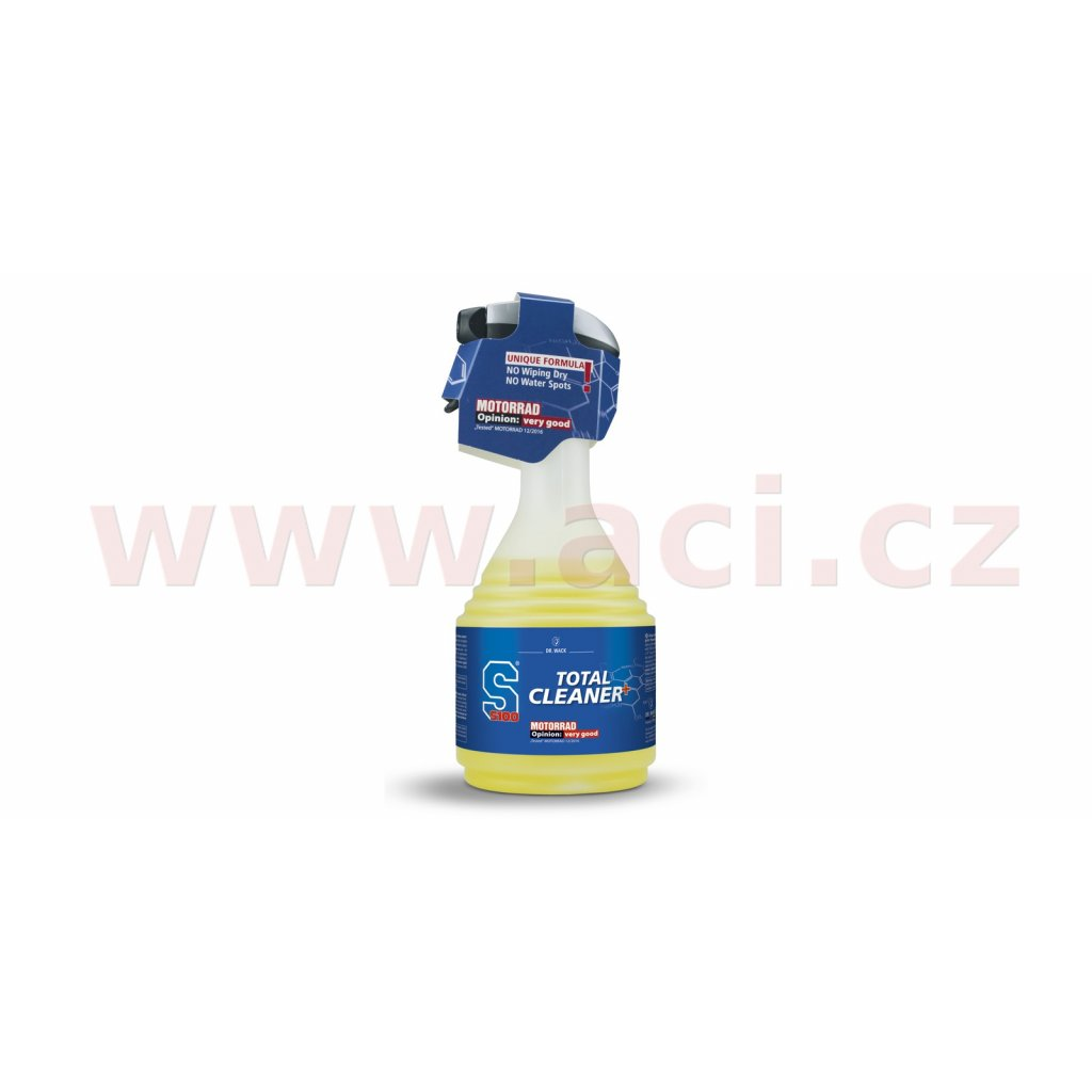 S100 čistič motocyklu - MotorcycleTotal Cleaner 750 ml
