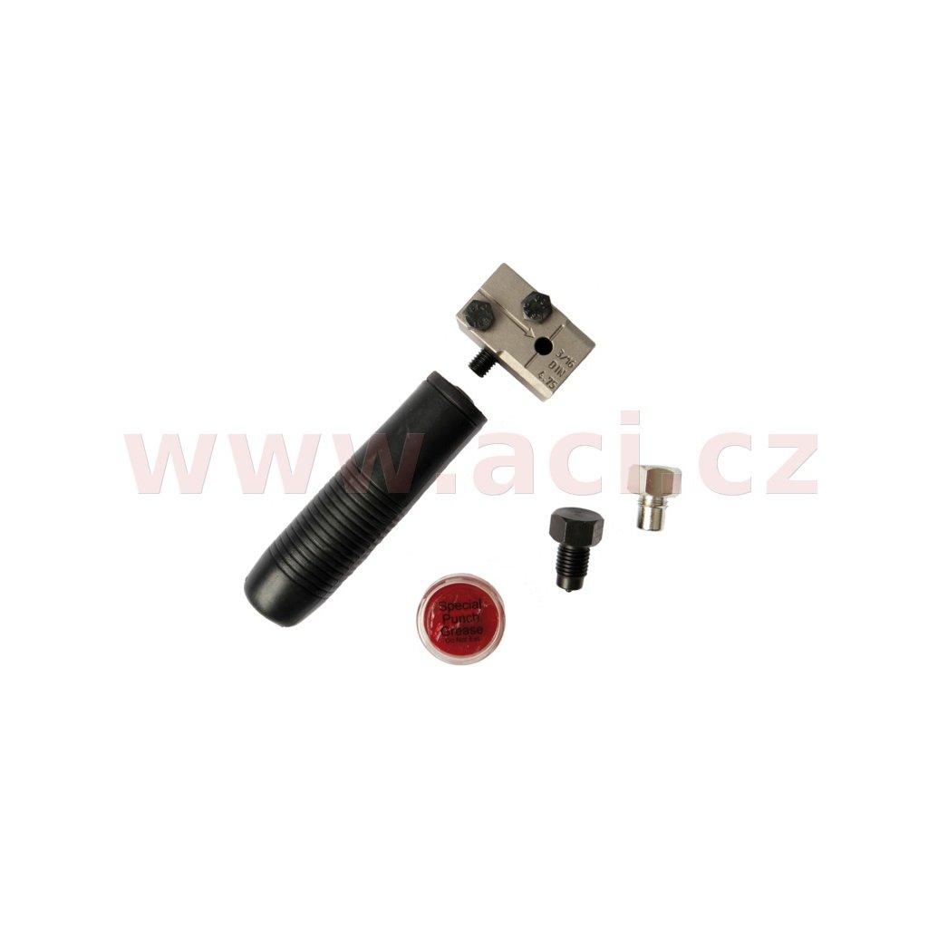 nástroj pro lemování brzdových trubiček