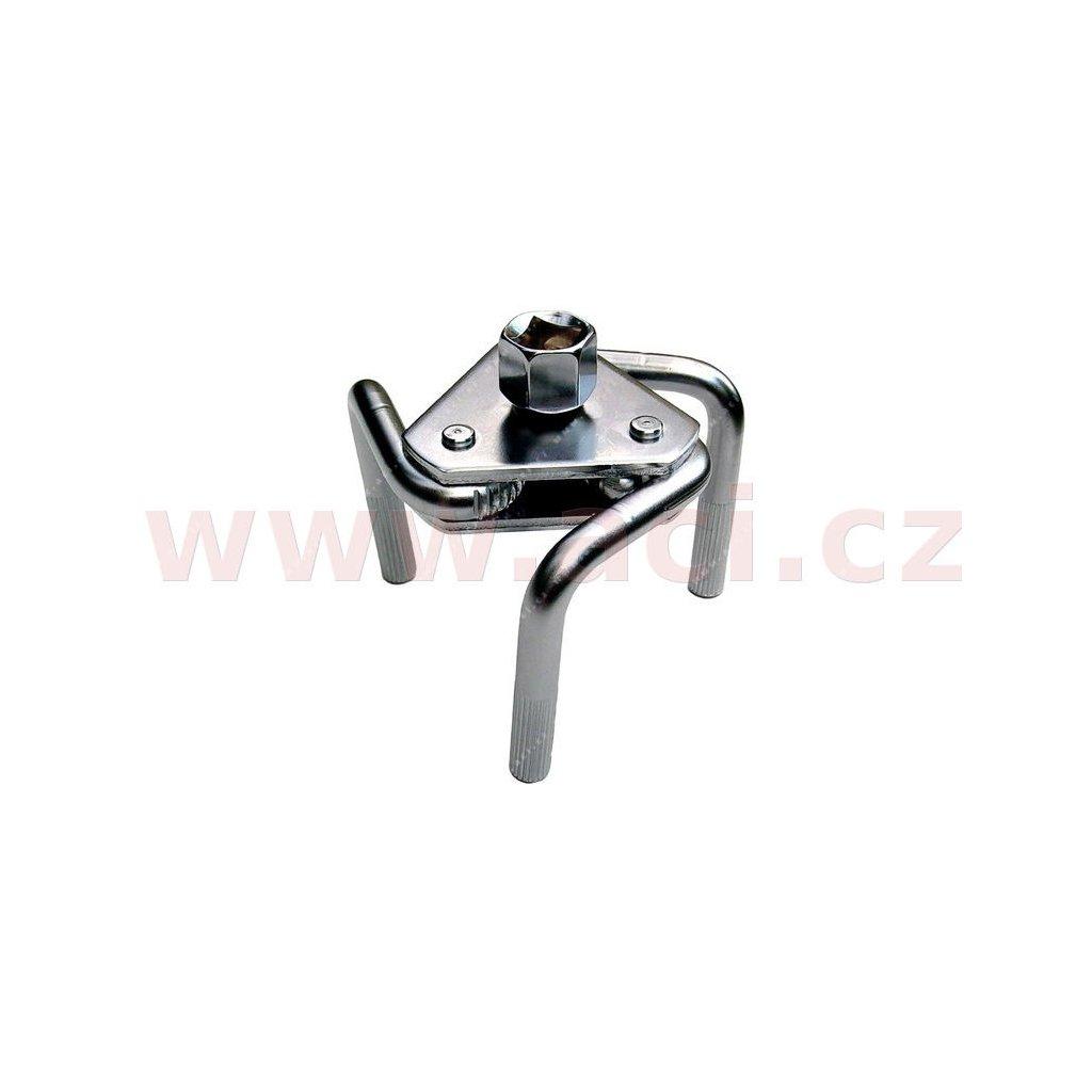 samonastavitelný klíč na olejové filtry (63-120 mm)