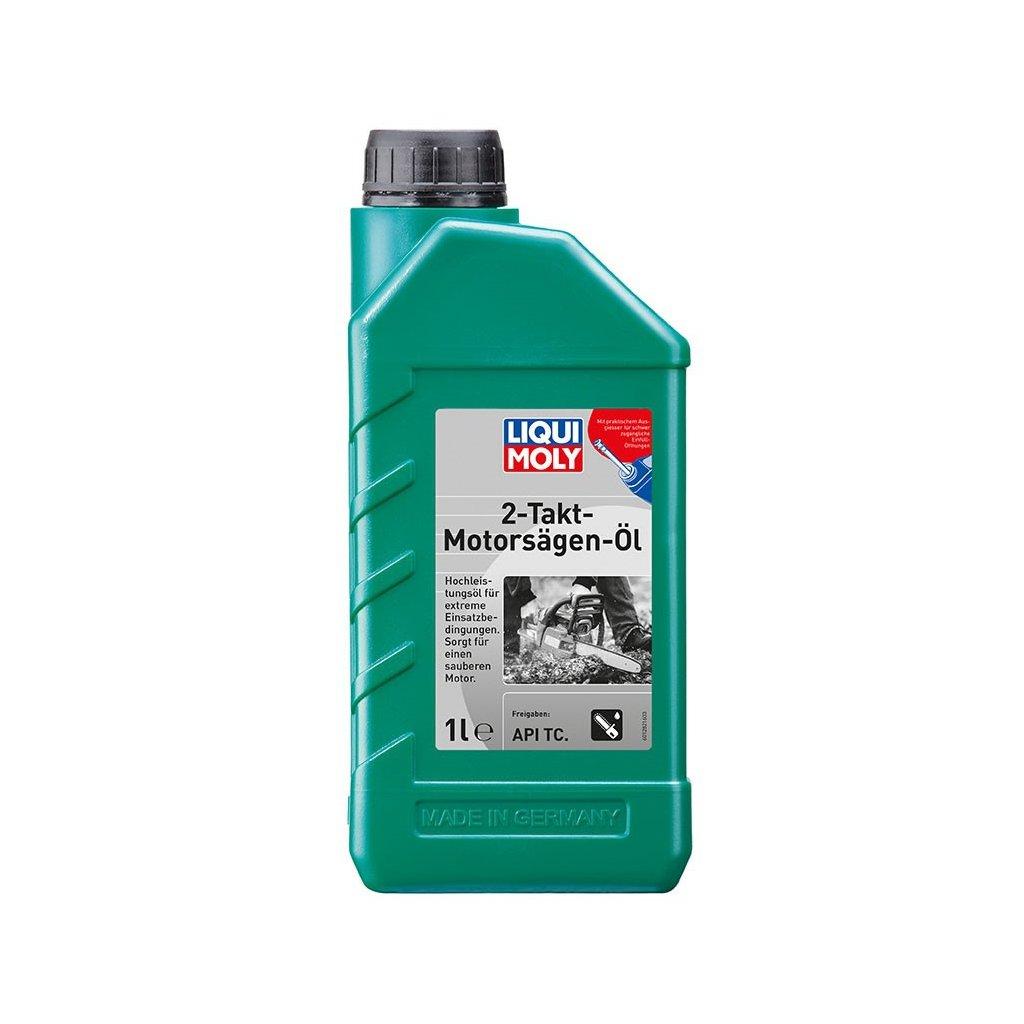 LIQUI MOLY Motorový olej pro 2T motorové pily 1 l