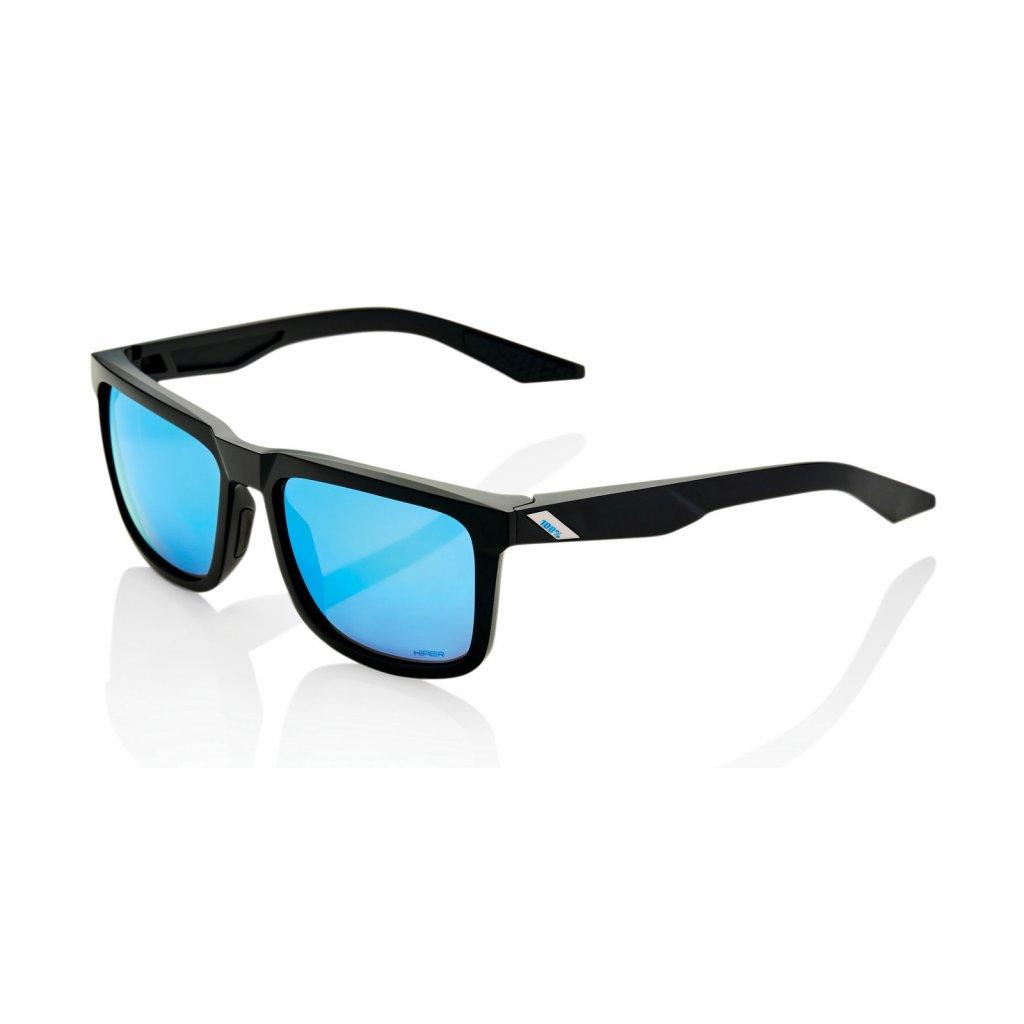 sluneční brýle BLAKE , 100% - USA (zabarvená modrá skla)