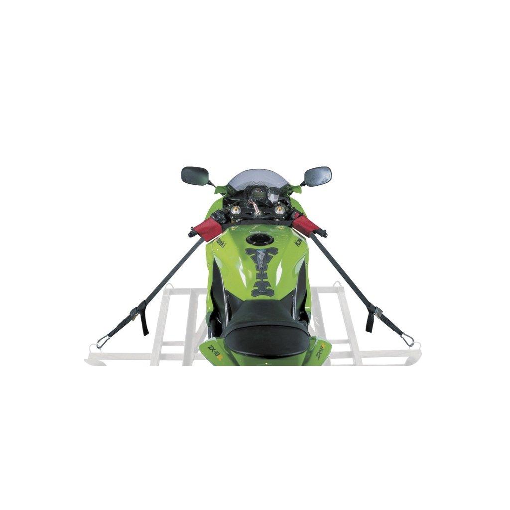popruhy řidítkové pro zajištění motocyklu Bar Strap Kit, OXFORD
