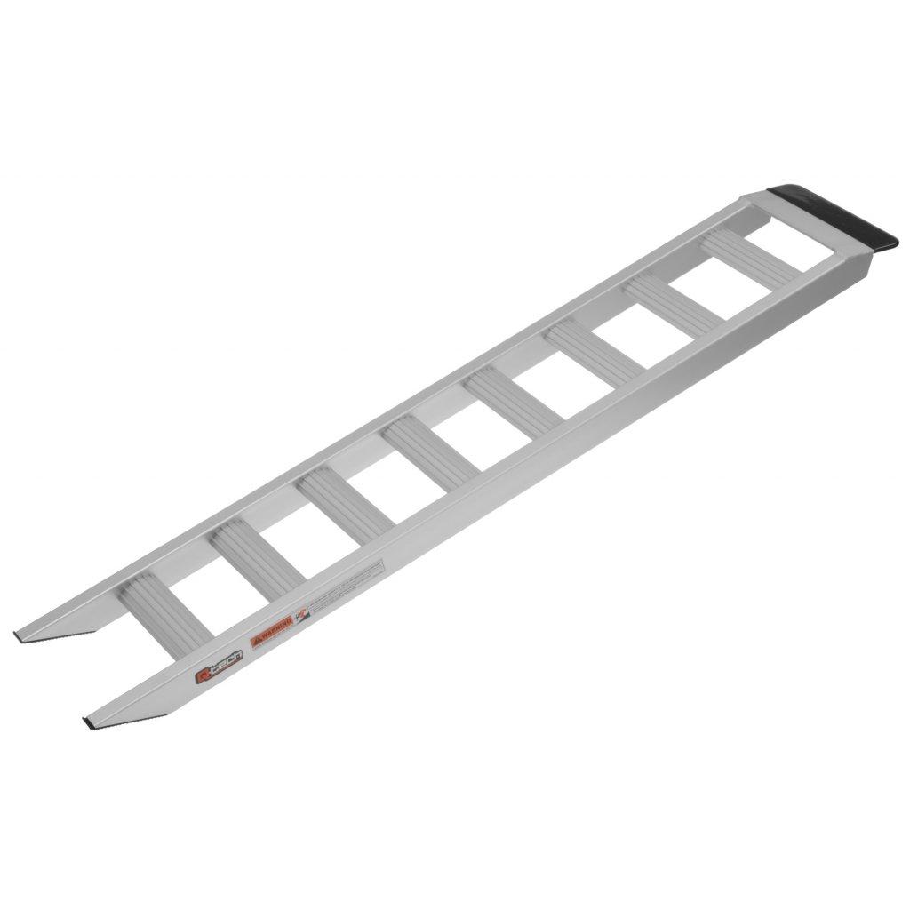 nájezdová rampa hliníková, Q-TECH (1 ks)