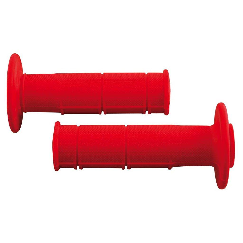 gripy Racing (měkké), RTECH (červené, pár, délka 116 mm)