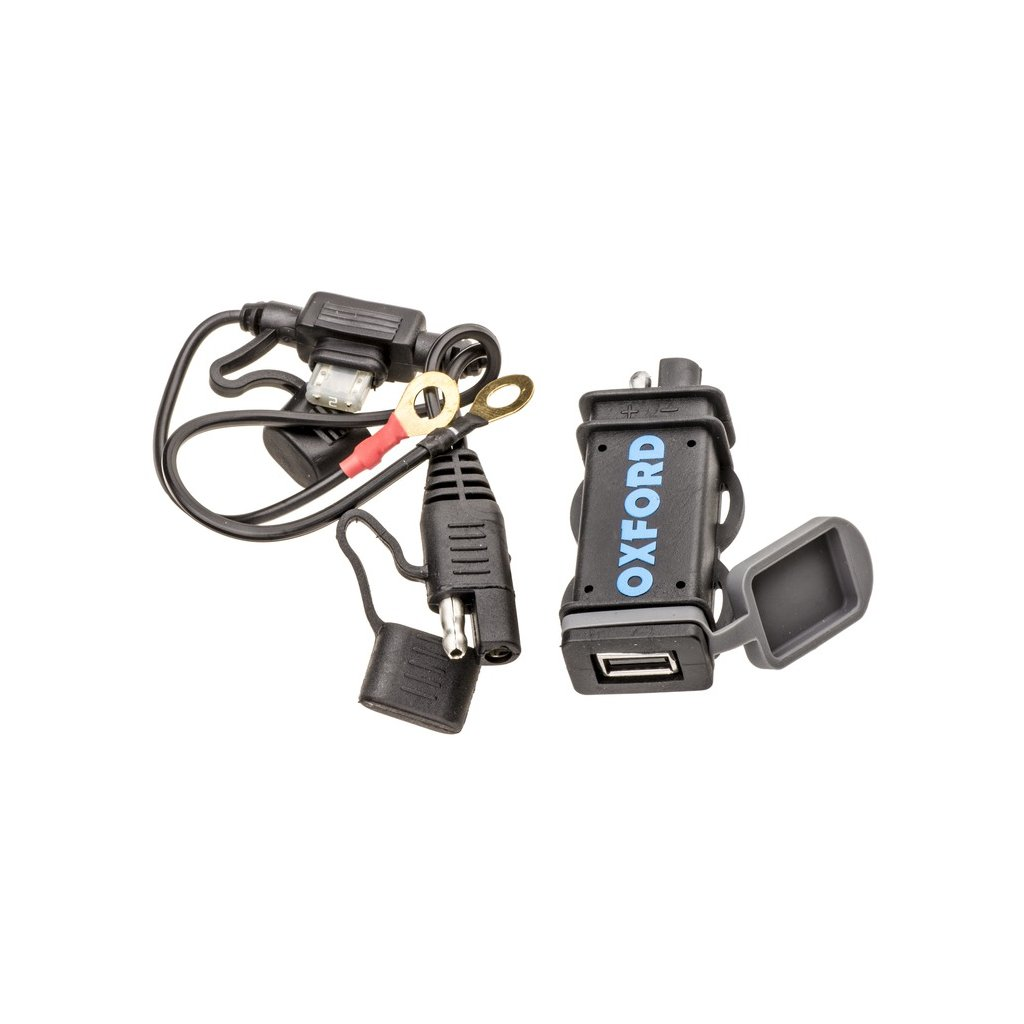 USB 2,1 adaptér, OXFORD - Anglie (konektor SAE)