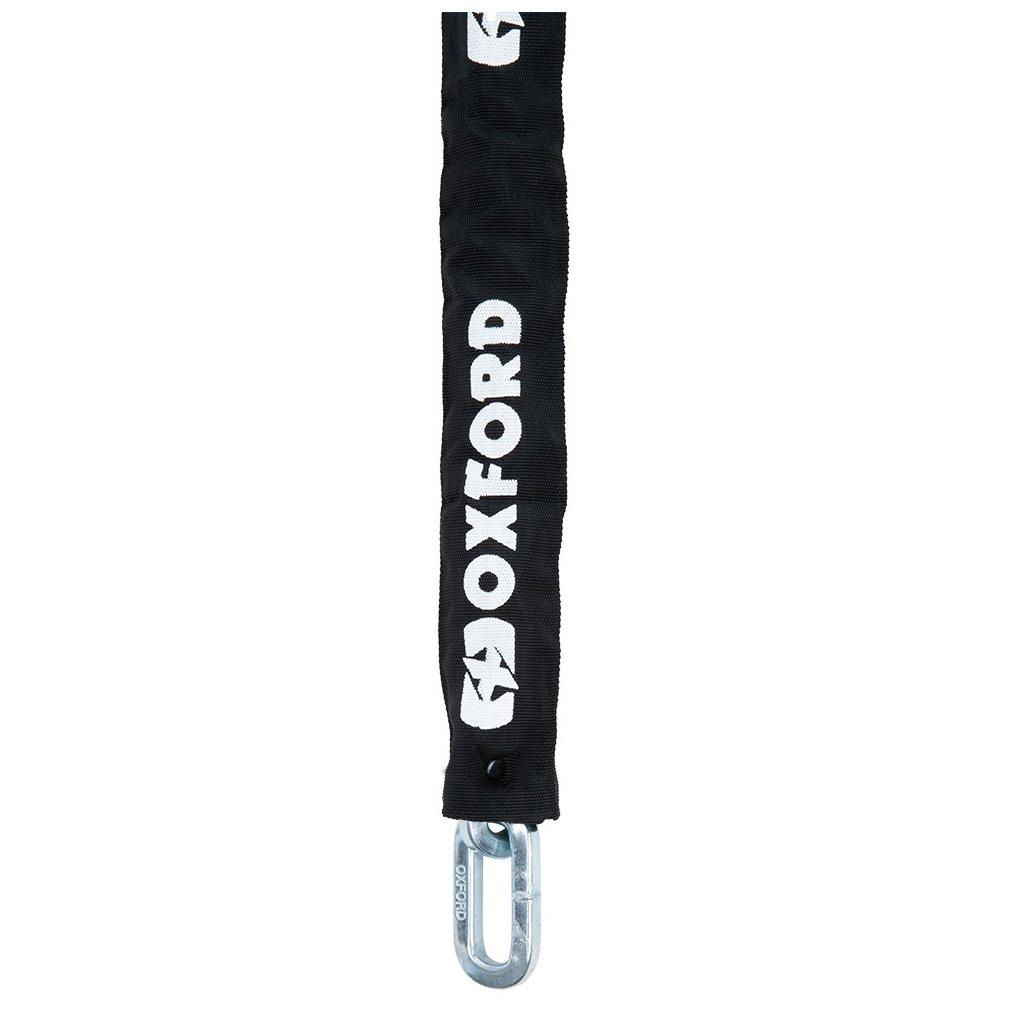 samostatný řetěz, standard používaný u zámků Boss a Patriot, OXFORD (průřez oka řetězu 12 mm, délka 2 m)