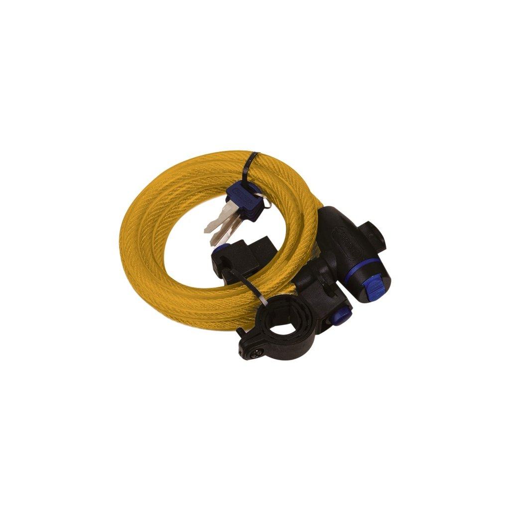 zámek na motocykl Cable Lock, OXFORD - Anglie