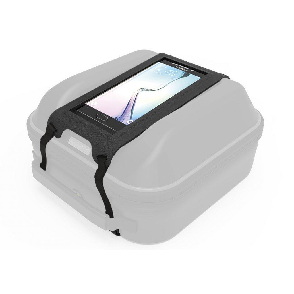 voděodolné pouzdro na telefony S-Series P4s, doplňkový produkt do sestavy k tankbagům Q4s a M4s, OXFORD